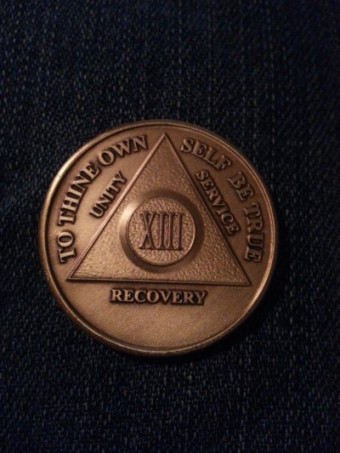 13 year chip